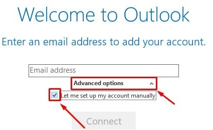 Email Setup   for Microsoft Outlook 2016-004